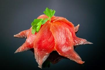 Maguro Sashimi Thunfisch (8 Stück)  mit Thunfisch