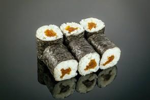 Maki Gampyo (6 Stück) mit Kürbis und Sesam