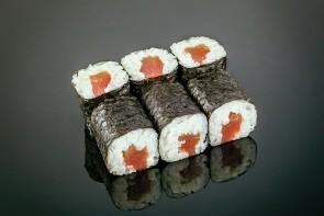 Maki Tekka ( 6 Stück)  mit Thunfischrolle